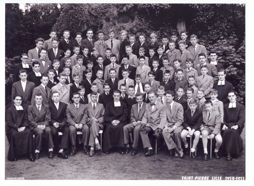 chorale 1954-1955